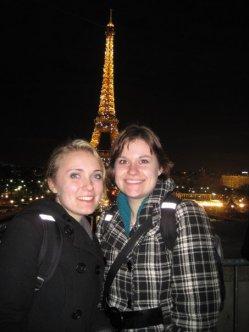 The Eiffel Tower. Paris 2010